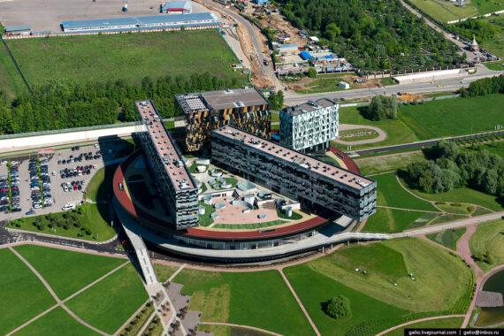 Инновационный центр «Сколково» (Москва)