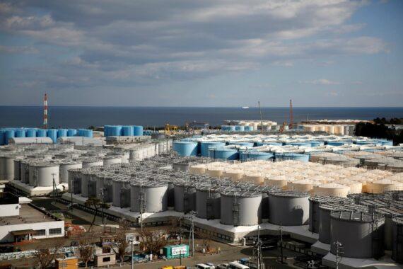 "Радиоактивная вода на АЭС ""Фукусима-1"""