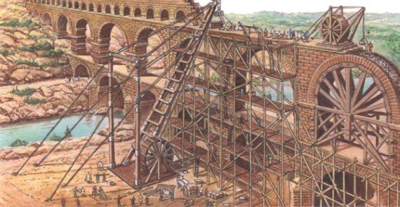 Центральные системы водоснабжения появились в период расцвета Древней Греции и Рима