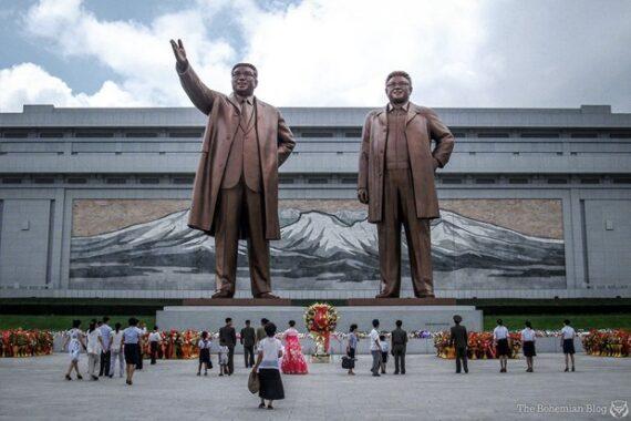В столице страны Пхеньяне два раза в сутки отключают водоснабжение