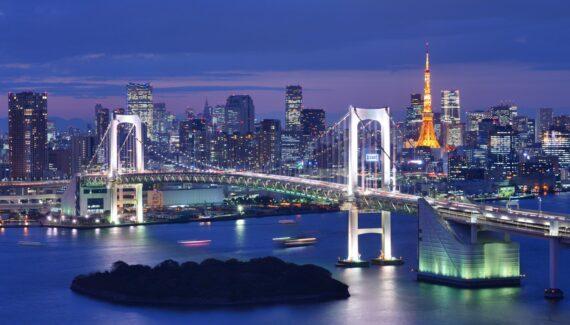 В развитие системы водоснабжения Токио инвестируются крупные средства
