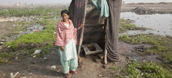 В Индии 53% домов не имеют туалета