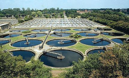 Существуют различные способы очистки сточных вод