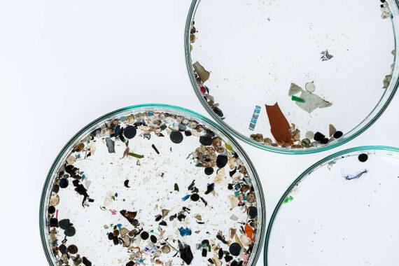 Микропластик